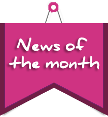 news of the month